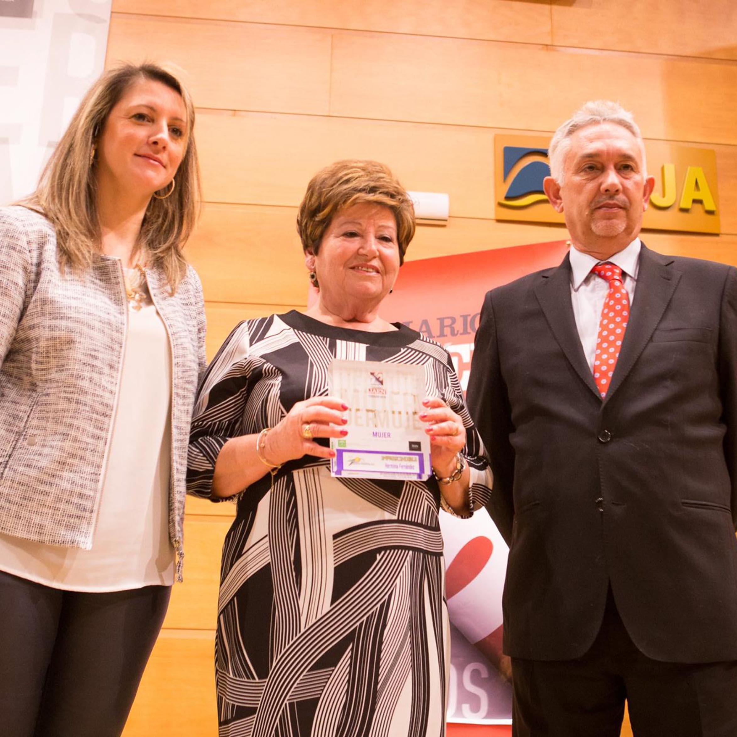 Premio Jaén Mujer